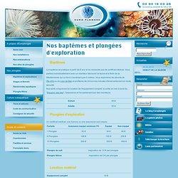 Euro Plongée - baptêmes et explorations du monde sous-marin de l