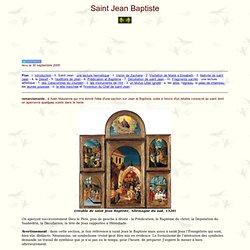 saint Jean Baptiste - essai hermétique appliqué à l'alchimie -
