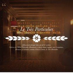 Bar Le Très Particulier