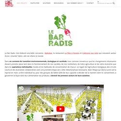 Bar Radis - Cultivons nos toits !