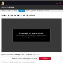 Barack Obama Audio