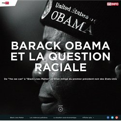 Barack Obama et la question raciale - rts.ch - Monde