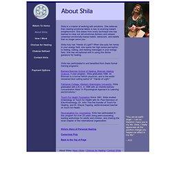 Barbara Brennan Healing Science practitioner: Shila Moa