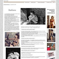 Barbara - Modèle Photo de Nu