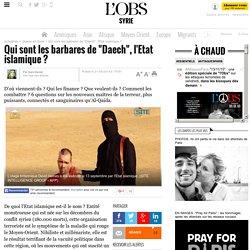 """Qui sont les barbares de """"Daech"""", l'Etat islamique ? - 21 septembre 2014"""