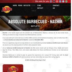 Best Barbecue Buffet Restaurant in Nashik