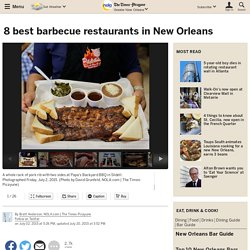 8 best barbecue restaurants in New Orleans