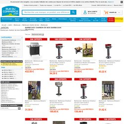 Barbecues charbon de bois Barbecook - Achat/Vente Barbecues charbon de bois Barbecook Pas Cher
