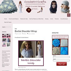 Barbie Shoulder Wrap