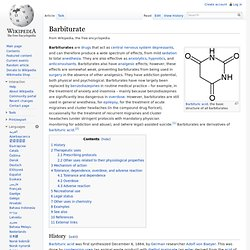 Barbiturate