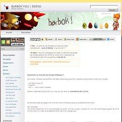 Fan site - Guide et aide de jeu - Dofus - Wakfu