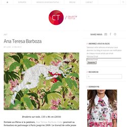 Ana Teresa Barboza