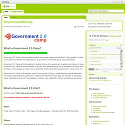 Government20Camp