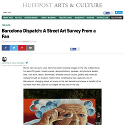 Barcelona Dispatch: A Street Art Survey From a Fan