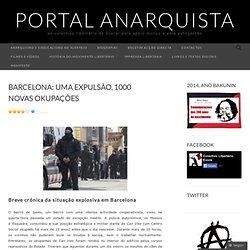 Barcelona: uma expulsão, 1000 novas okupações
