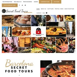 Culinary Food Tour in Barcelona
