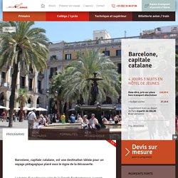 Barcelone, capitale catalane
