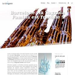 Barcelone : la Sagrada Familia est fractale !