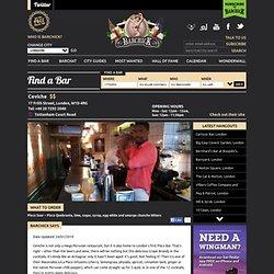 Find A Bar