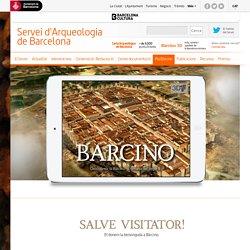 Bàrcino3D - Servei d'Arqueologia de Barcelona