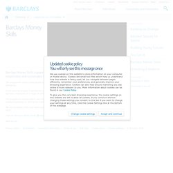 Barclays Money Skills Activity Pack