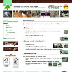 Bardage : entretien bois bardage bois exterieur - Nord (59)