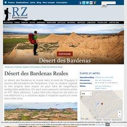 Désert des Bardenas Reales - Désert - Randonnées et trekking