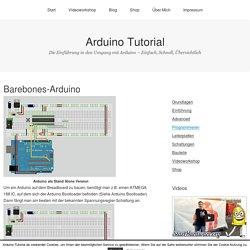 Barebones-Arduino