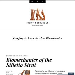 Barefoot Biomechanics