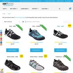 Buy Xero Shoes Barefoot Running Sandals, Huaraches, Shoes