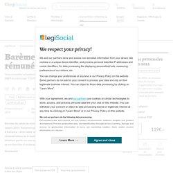 Barème saisie rémunération salaire 2019 2018 2017 2016 2015 2014