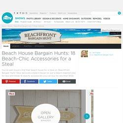Beach House Bargain Hunts: 18 Beach-Chic Accessories for a Steal