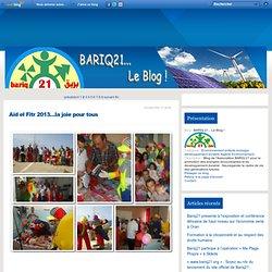 BARIQ 21... Le Blog !