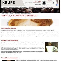 Barista, l'expert de l'expresso - KRUPS