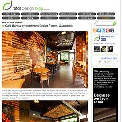 Café Barista by Interbrand Design Forum, Guatemala