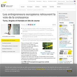 Baromètre EY européen des PME-ETI 2015