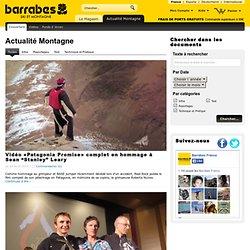 Des noeuds, des relais et des assurances basiques pour l'escalade - Revue de montagne, Technique et Pratique - Barrabes.com