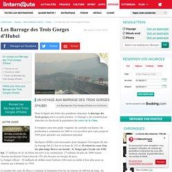 Les Barrage des Trois Gorges d'Hubei - Guide de voyage - Tourisme