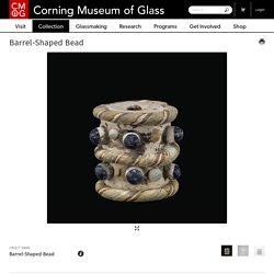 Barrel-Shaped Bead