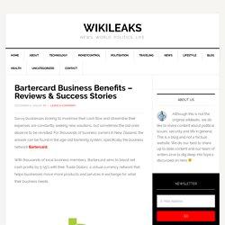 Bartercard Business Benefits – Reviews & Success Stories