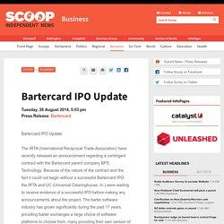Bartercard IPO Update