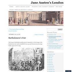 Jane Austen's London