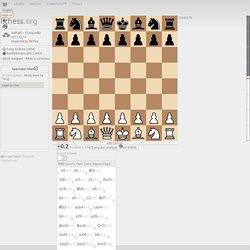 Tang, Andrew (2458) vs Bartholomew, John (2453) in tH4IWAoV : D00 Queen's Pawn Game: Mason Attack