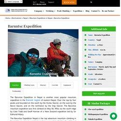 Baruntse Expedition
