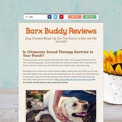 Barx Buddy Reviews