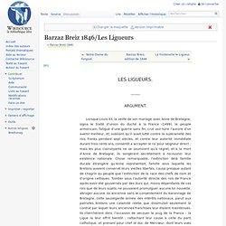 Barzaz Breiz 1846/Les Ligueurs