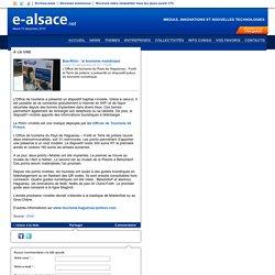 Bas-Rhin : le tourisme numérique