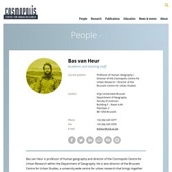 Bas van Heur