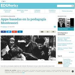 Apps basadas en la pedagogía Montessori