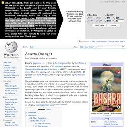 Basara (manga)